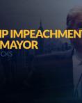 trump impeacments and n.y. major