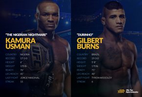 usman vs burns ufc 258 betting picks