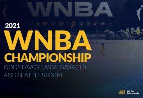 wnba 2021 championship odds